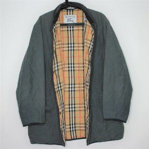 VTG Burberry Burberrys Nova Plaid Jacket F664